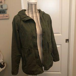 Ambiance brand military style jacket/coat 🧥